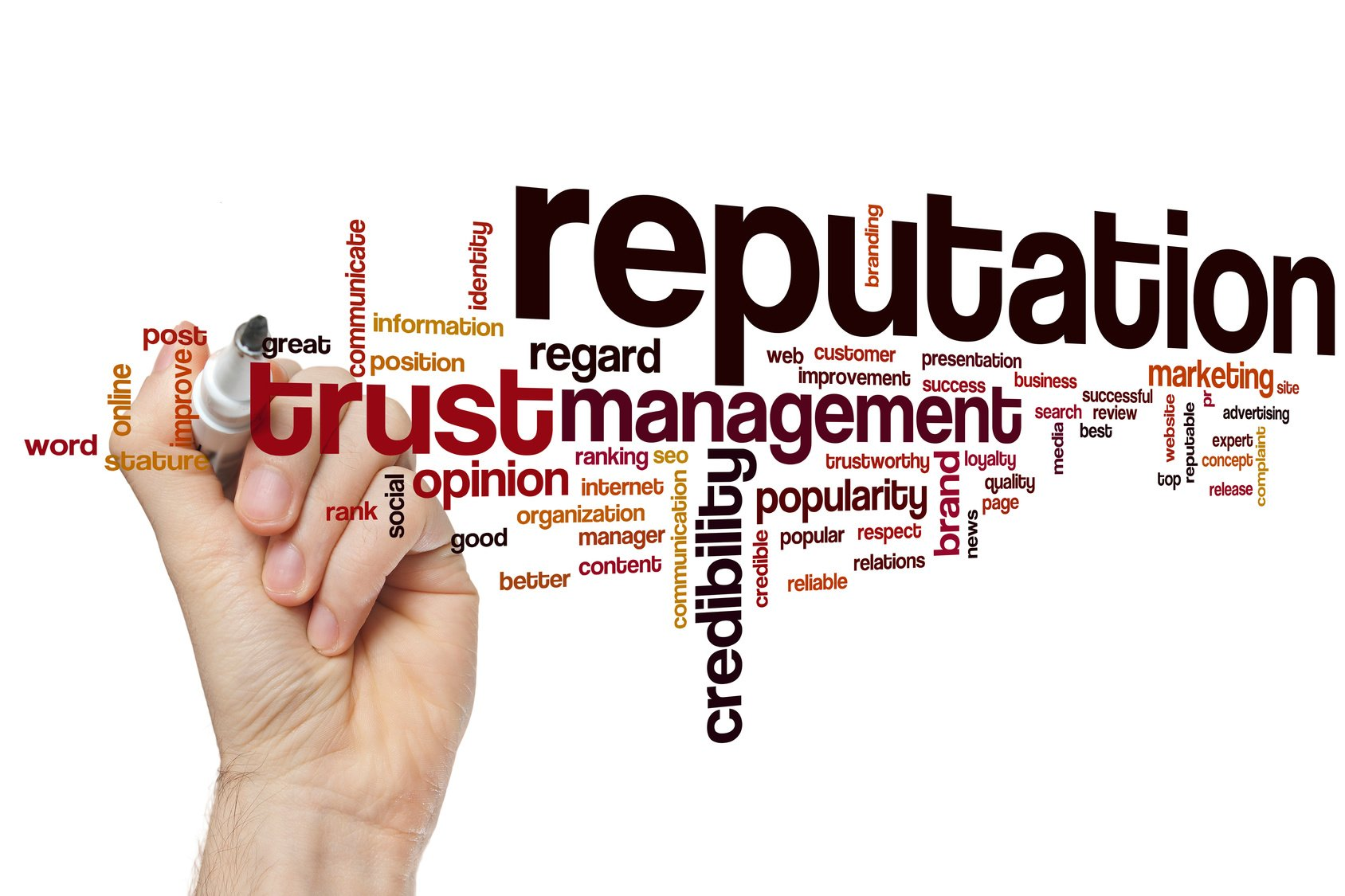 social media and reputation management