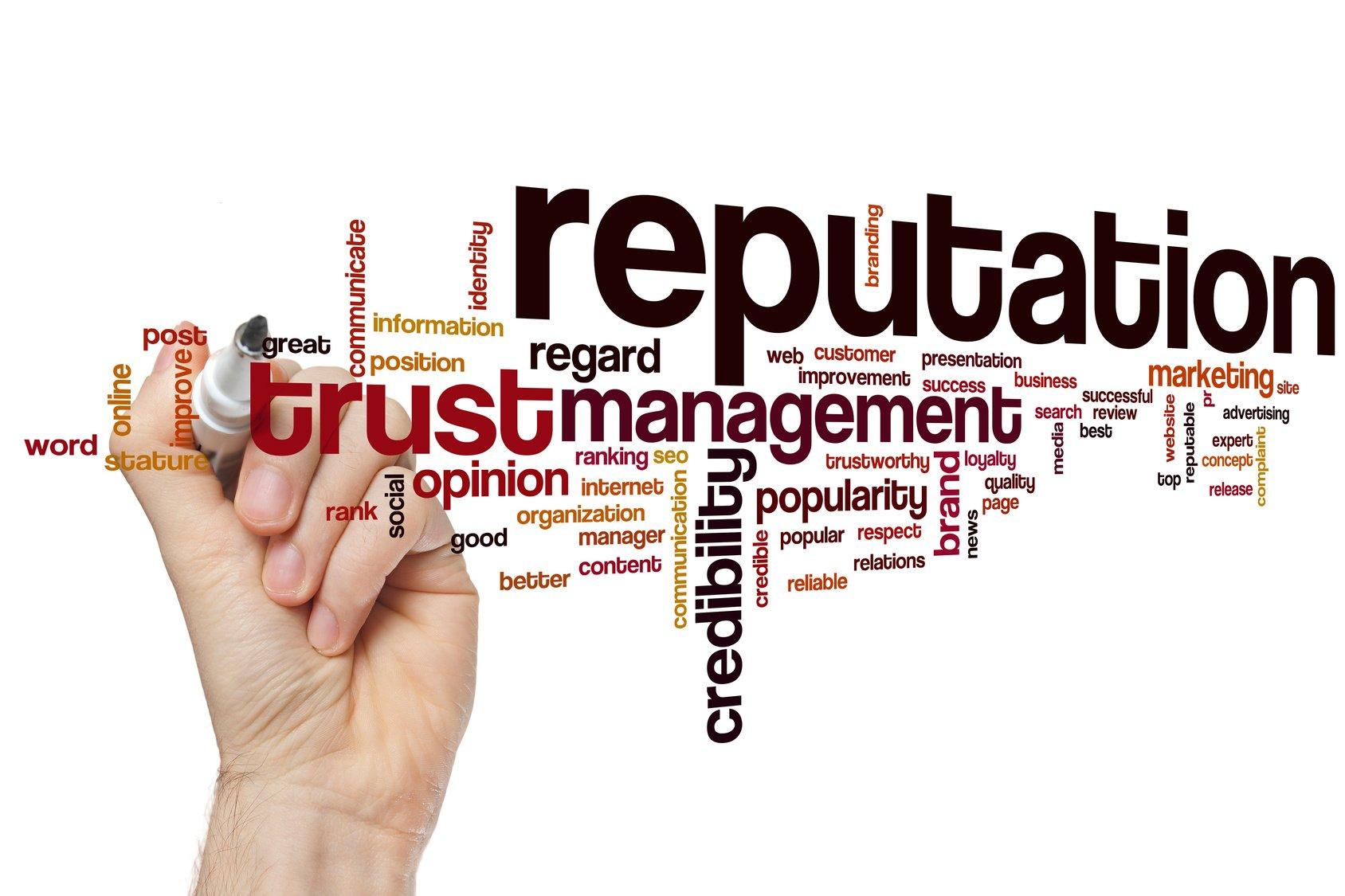 social media and reputation management